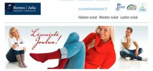 Suomalasesukat.fi responsiivisen verkkosivuston suunnittelu ja tekninen toteutus WordPress-alustalle