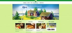 Herkkumaan responsiivisen verkkosivuston suunnittelu ja tekninen toteutus