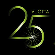 Juhlavuoden logon suunnittelu