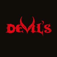 Herkkumaa Devil's-tuoteperheen ilmeen suunnittelu