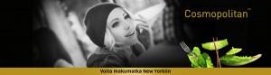 Cosmopolitan-salaatin lanseerauskampanja blogeissa ja verkossa