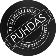 Rödingin Tilan logo ja pakkaukset